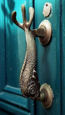 Fish Door Knocker