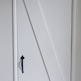 Z style ranch doors