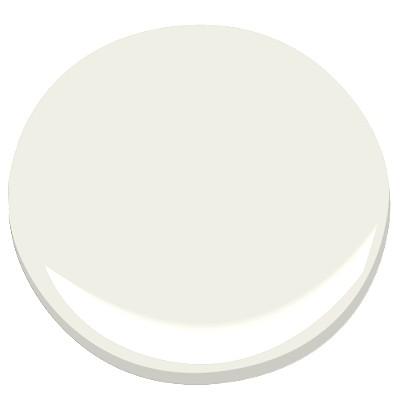 White Dove by Benjamin Moore