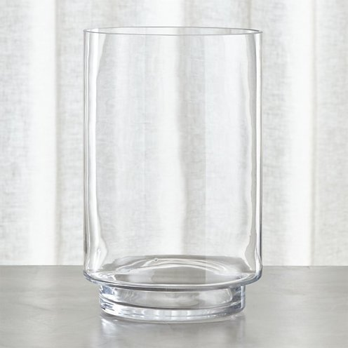 Glass Hurricane from Crate & Barrel